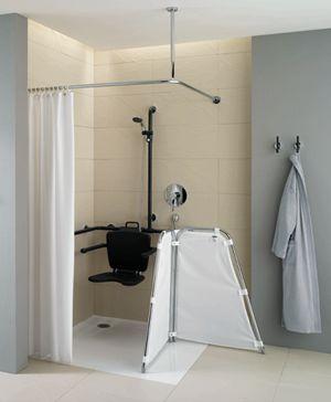 funktionsbereich dusche. Black Bedroom Furniture Sets. Home Design Ideas